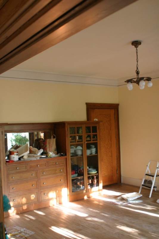 Dining Room Paint Job - Photo 3